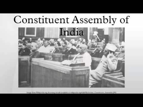 Constituent Assembly of India