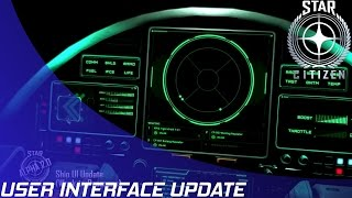 Star Citizen: 2.0 User Interface Update!