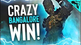 Crazy Bangalore WIN! - Apex Legends