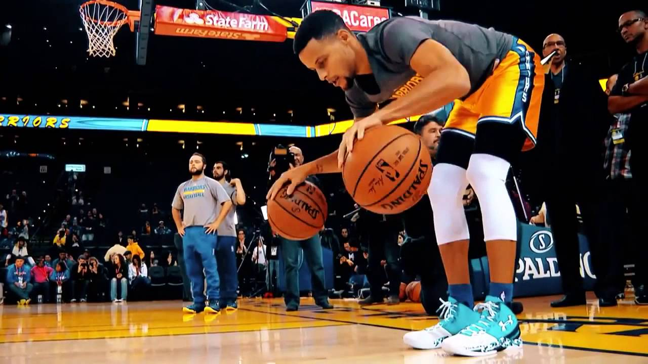 Stephen Curry 'Don't let me Down' 2015 - 2016 mix