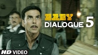 Baby Dialogue - 'Mai Kuch Bhi Kar Sakta Hoon'   Akshay Kumar   T-series