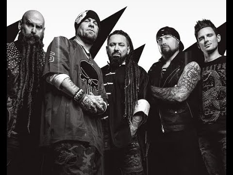 Five Finger Death Punch release 1st photo w/ new guitarist Andy James + solo posted
