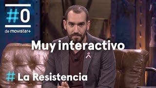 LA RESISTENCIA - Muy Ponce, Muy Interactivo   #LaResistencia 18.10.2018