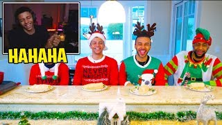 Myth Reacts to TSM Fortnite Christmas Cookies CHALLENGE!!