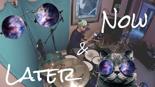 Now and Later by Sage the Gemini - Drum Cover