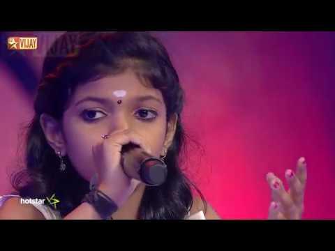 Super Singer Junior - Margazhi Poove by Shivani