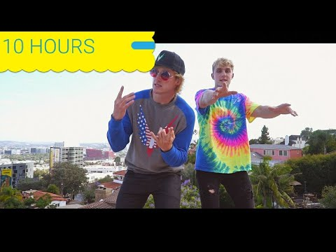 [10 HOURS] Jake Paul - I Love You Bro (Song) feat. Logan Paul (Official Music Video) [10 HOURS]