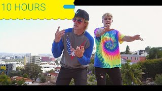 10 HOURS Jake Paul I Love You Bro Song feat Logan Paul MP3 10 HOURS