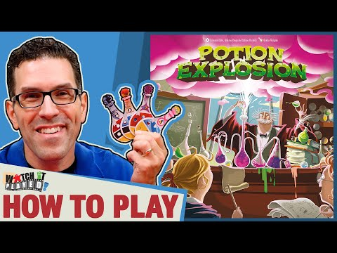 Potion Explosion - How To Play