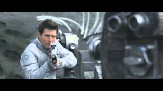 Oblivion. Русская версия. HD trailer.