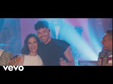 Los Ángeles Azules - Acariciame feat. Julieta Venegas, Juan Ingaramo, Jay de la Cueva