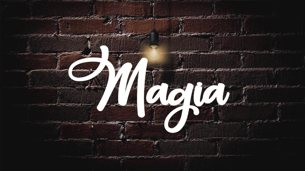 Martha Heredia - Magia [Lyric Video] 2019