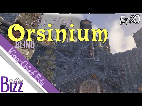 Let's Play Orsinium ESO Ep. 20 - A King-Sized Problem
