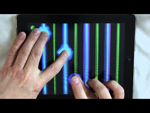 iPad iPhone Music App: SonicScan Touch