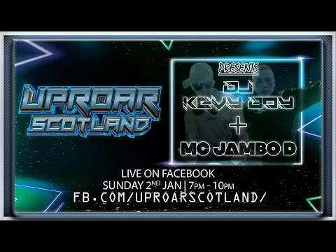 Uproar Scotland Feat Dj Kevy Boy