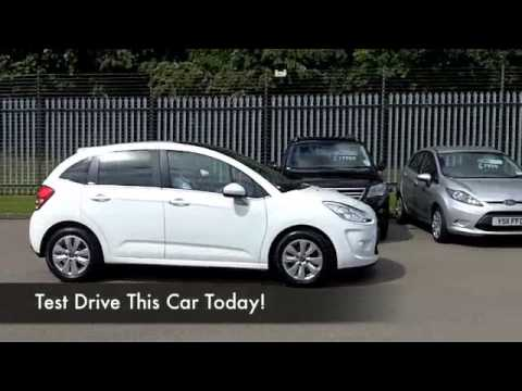 citroen c3 diesel hatchback 2011 1 4 hdi vtr 5dr ma11pgy youtube. Black Bedroom Furniture Sets. Home Design Ideas