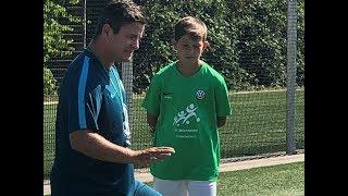 CZ3-Gutek na Wyprawie w Niemczech -Pracujemy z VFL Wolfsburg-Rozpoczynamy Pierwszy Trening