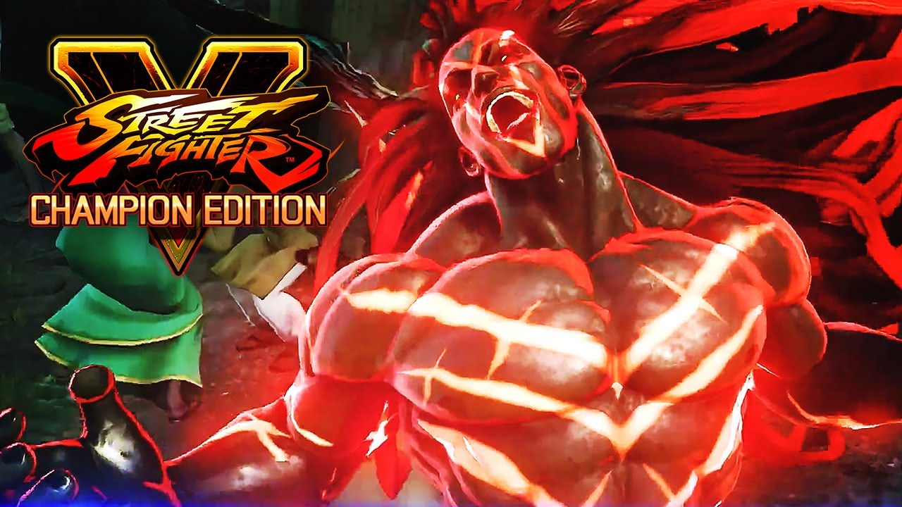 Street Fighter V Champion Edition Official Capcom Cup 2019