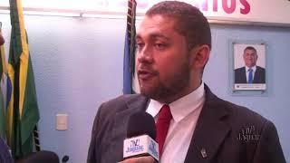 Vereador Samuel solicitou a realização de audiência contra as drogas