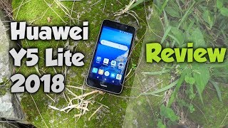 Review Huawei Y5 Lite 2018