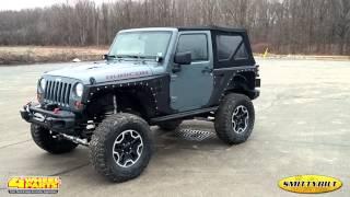 Video 2013 Jeep Wrangler JK Parts by 4 Wheel Parts download MP3, 3GP, MP4, WEBM, AVI, FLV Juli 2018