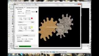 gearify Tutorial 3 - Creating gears with DXF files