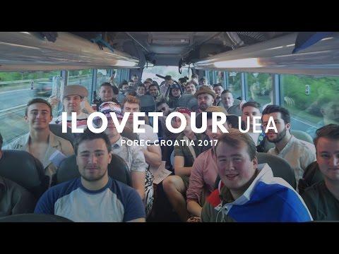 UEA Rugby Tour 2017 | Poreč Croatia