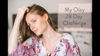 my-olay-28-day-challenge