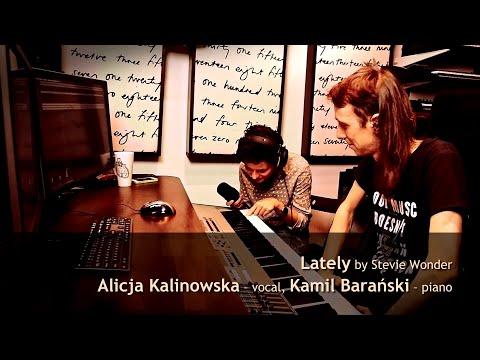 The best of – Lately – Alicja Kalinowska; aranżacja: Kamil Barański. Warszawa 2017