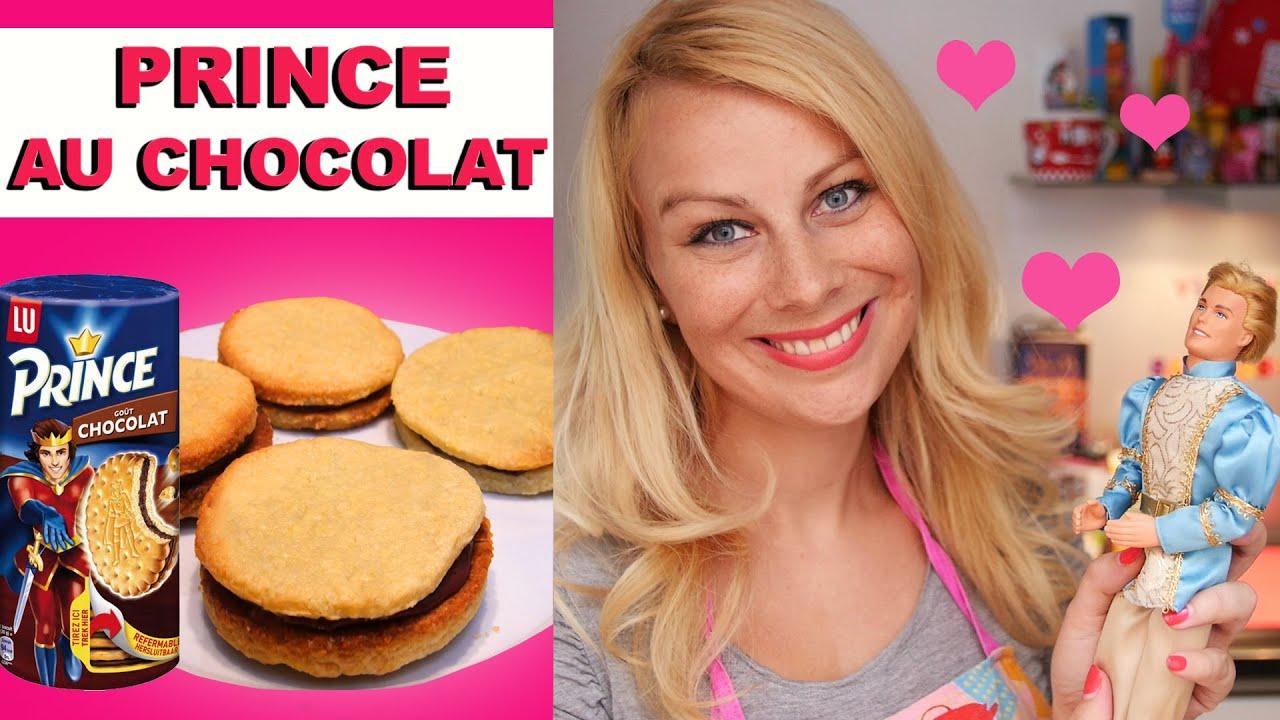 Un prince dans ma cuisine recette prince lu chocolat virginie fait sa cuisine 62 youtube - Elle suce dans la cuisine ...