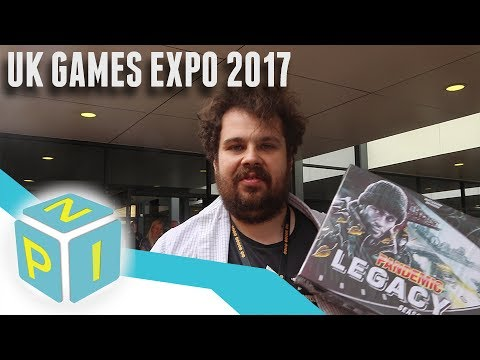Our Misadventures at UK Games Expo 2017 - Ever So Slightly NSFW