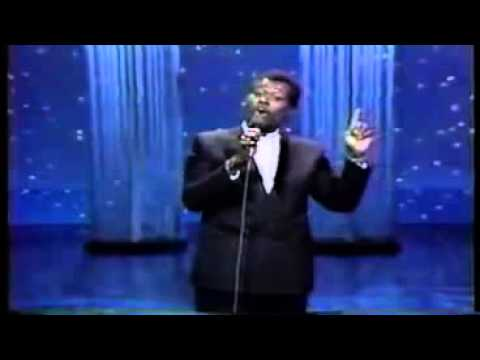 Luther Vandross If Only For One Night with lyrics