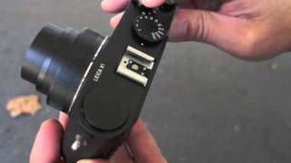 Autofocus Speed Test: Panasonic GF2 vs Fujifilm X100 vs Leica X1