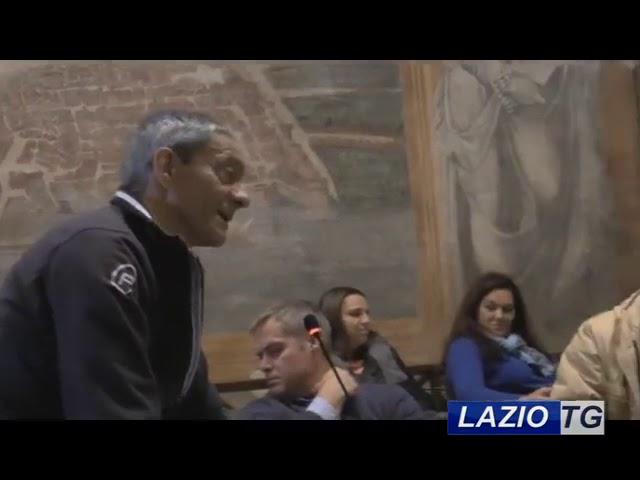 Laziotv   ANGUILLARA, CADE LA GIUNTA COMUNALE