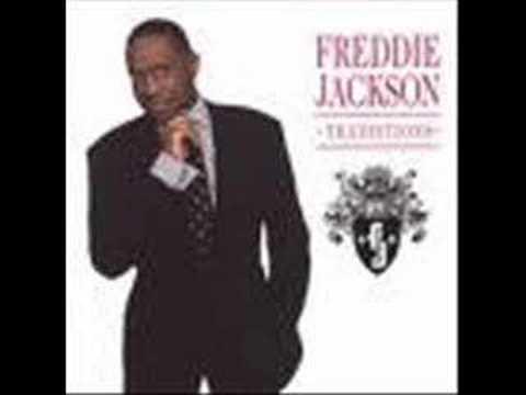 Freddie Jackson - More Than Friends