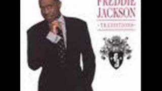 Freddie Jackson - More Than Friends