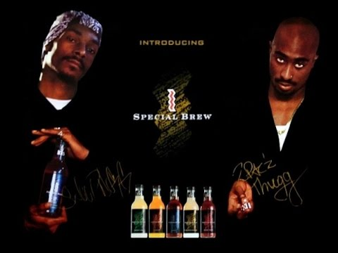 2Pac & Snoop dogg - Special brew [St. Ides Commercial]