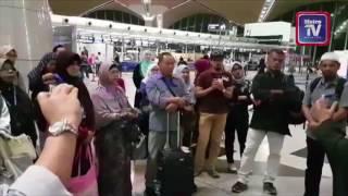 20 jemaah ke Masjid al-Aqsa