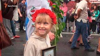 Крымчанка в Киеве: Я осознала, что такое Независимость