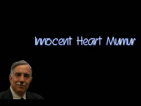 Innocent Heart  Murmur - Children