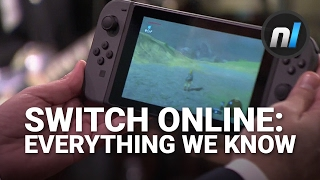 Everything We Know About Nintendo Switch Paid Online Services
