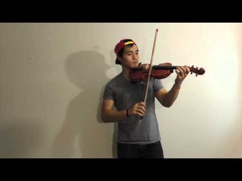 Blank Space - Taylor Swift (Violin and Instrumental) Cover by William Wang