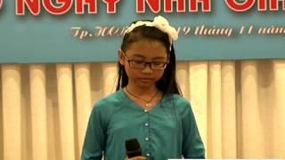 Repeat youtube video Chiều Qua Phà Hậu Giang - Phương Mỹ Chi (20-11-2013)