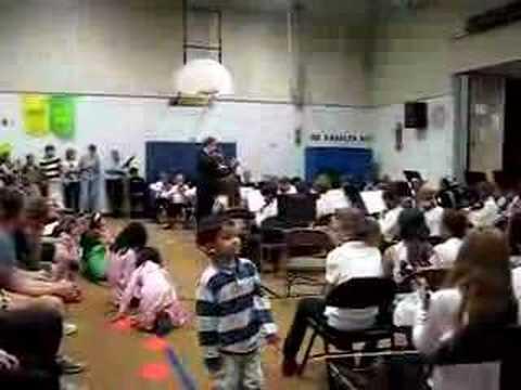 BAND STENWOOD ELEMENTARY SCHOOL2