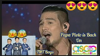 Papa Piolo with the TNT Boys @ Knowledge Channel 20th Anniversary