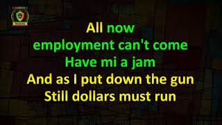 Buju Banton - Circumstances (With Vocals) (Karaoke Version)