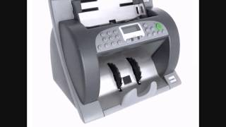 Talaris EV8650 Banknote Counter