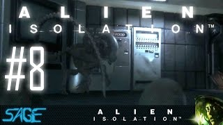 Alien: Isolation, Part 8 (Unidentified Species Detected)