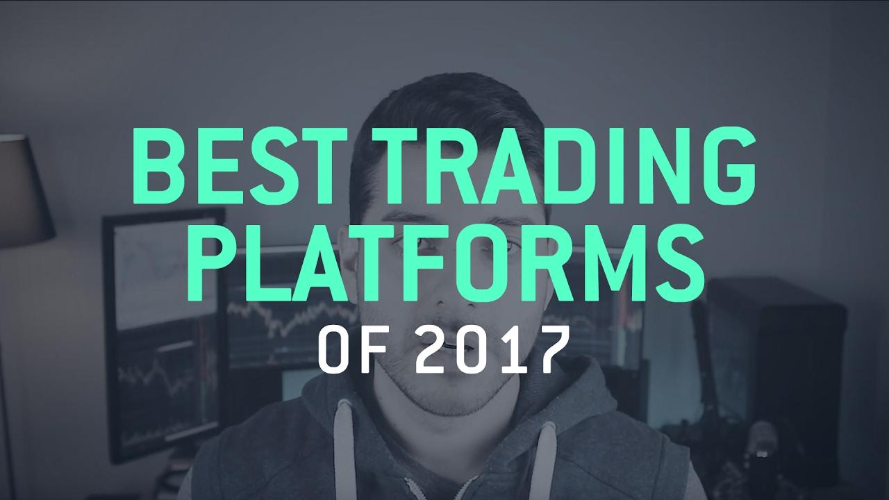 Best forex platform 2020