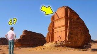 UNERKLÄRLICH! Was Macht Das Mitten In Der Wüste?